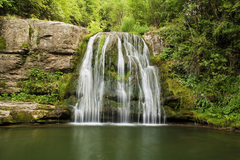 Download Waterfall stock photo. Image of blur, clean, jungle, falling - 10331478