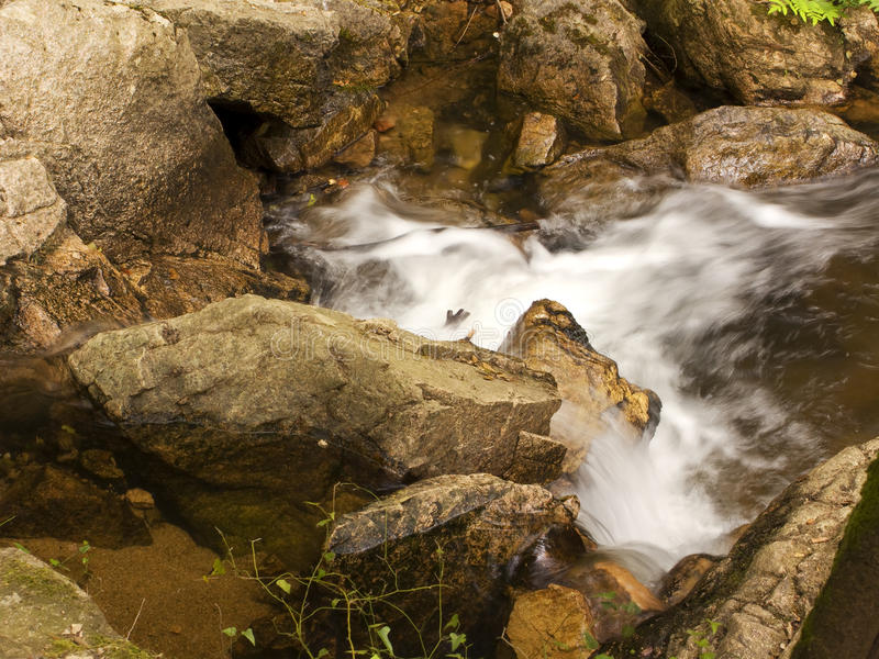 Download Waterfall stock image. Image of spring, rocks, enviroment - 11764557