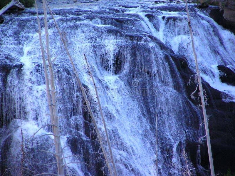 Waterfall royalty free stock photo