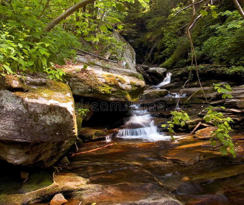 Download Waterfall stock photo. Image of scenery, natural, cascade - 171736