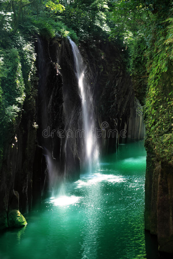 Free Waterfall Royalty Free Stock Photography - 17318247