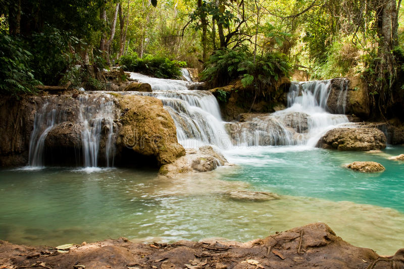 Download Waterfall stock image. Image of cascade, cool, nature - 18392765