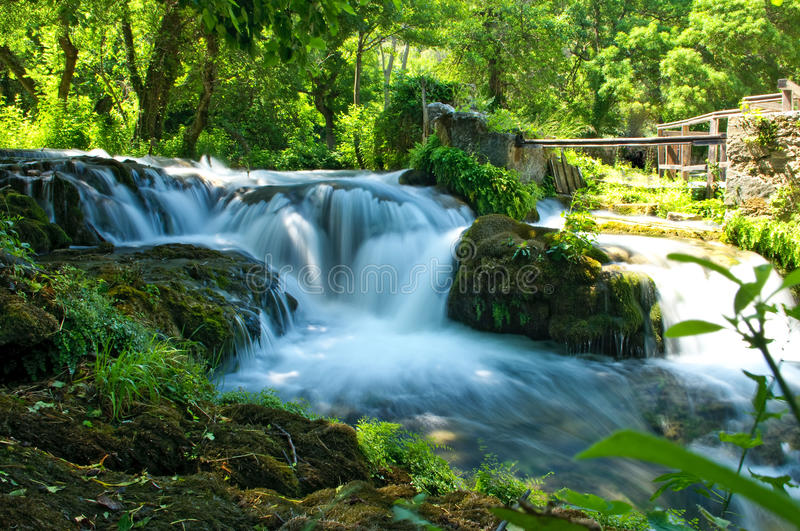 Download Waterfall stock photo. Image of cool, mountain, motion - 20595930