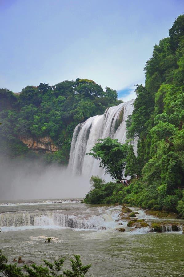 Download Waterfall stock photo. Image of peaceful, drop, fresh - 23126740