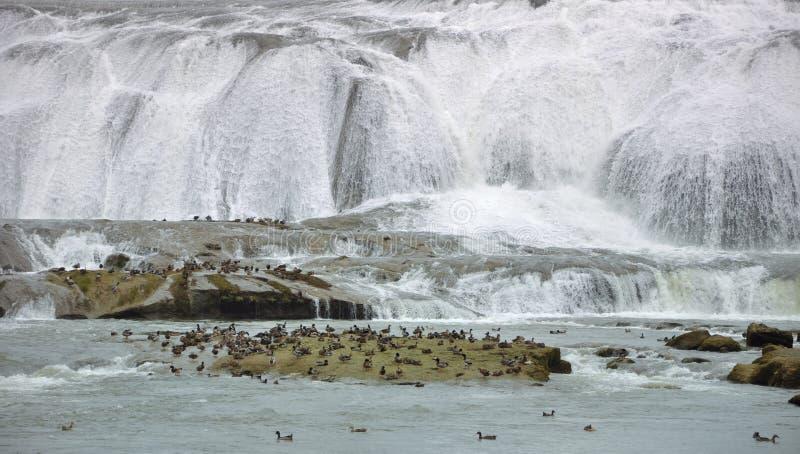 Download Waterfall stock image. Image of lake, freshness, paradise - 23360235