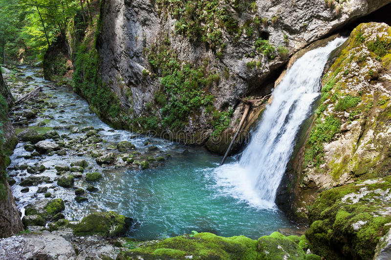 Download Waterfall stock photo. Image of cataract, landscape, gorge - 26073916