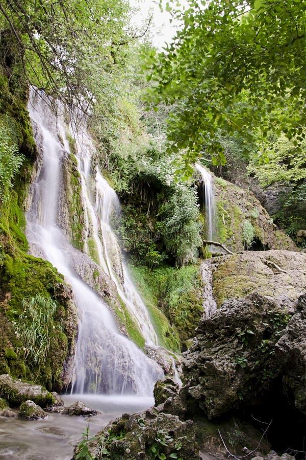Download Waterfall stock image. Image of rock, water, waterfalls - 26125705