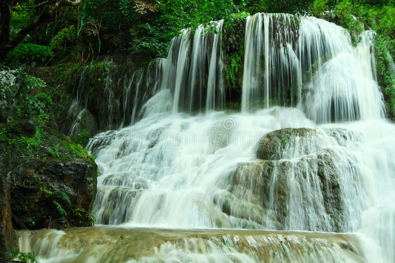 Download Waterfall stock photo. Image of nature, clean, landscape - 26751080