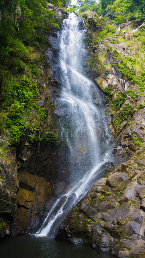 Download Waterfall stock image. Image of water, islands, scenics - 26903129