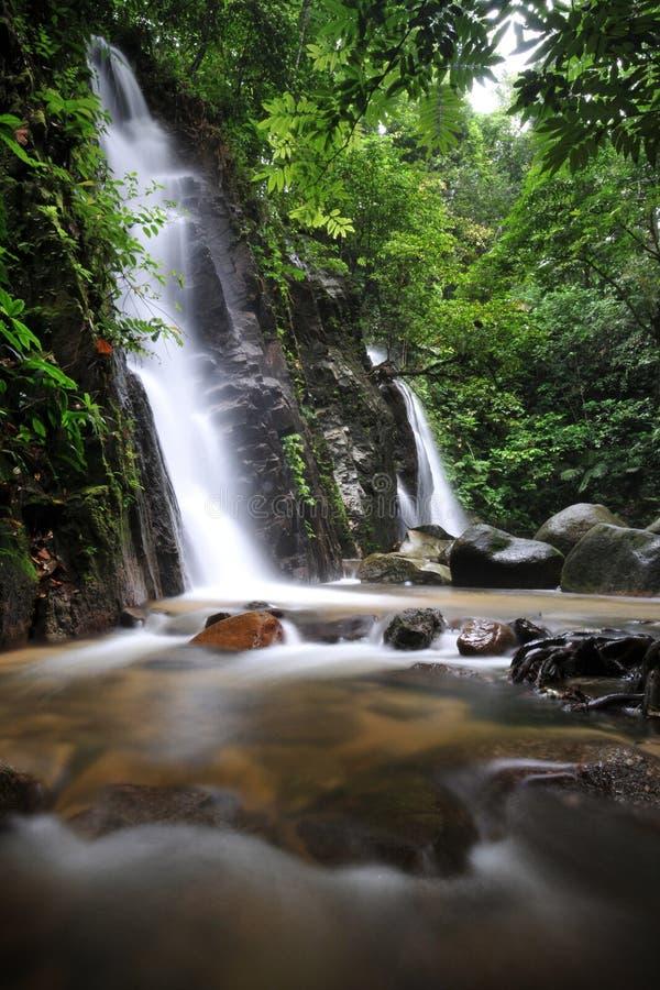 Download Waterfall stock image. Image of green, selangor, water - 27519803