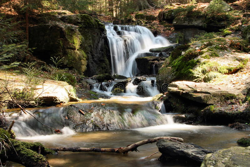 Download Waterfall stock image. Image of exposure, motion, heaven - 29523329