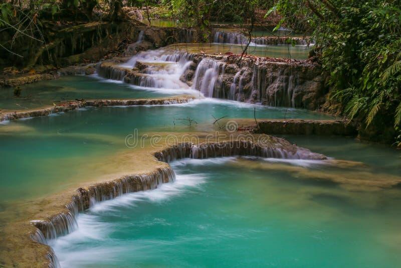 Waterfall2 stockfotos