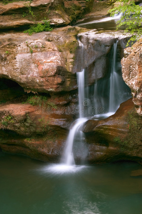 Download Waterfall 4 stock image. Image of beauty, waterfall, stream - 797225