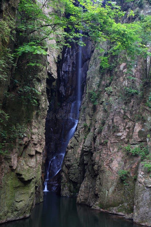 Download Waterfall stock image. Image of china, lake, landscape - 5262979