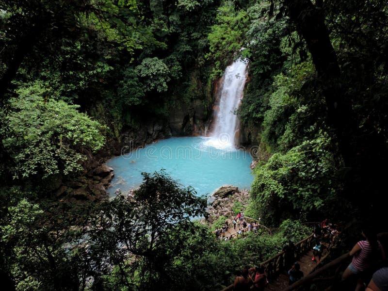 Waterfall_01 stockfotos