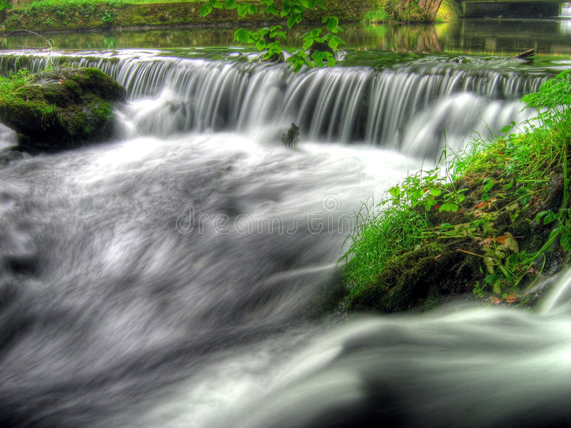 Download Waterfall stock image. Image of nature, motion, waterfall - 8774997