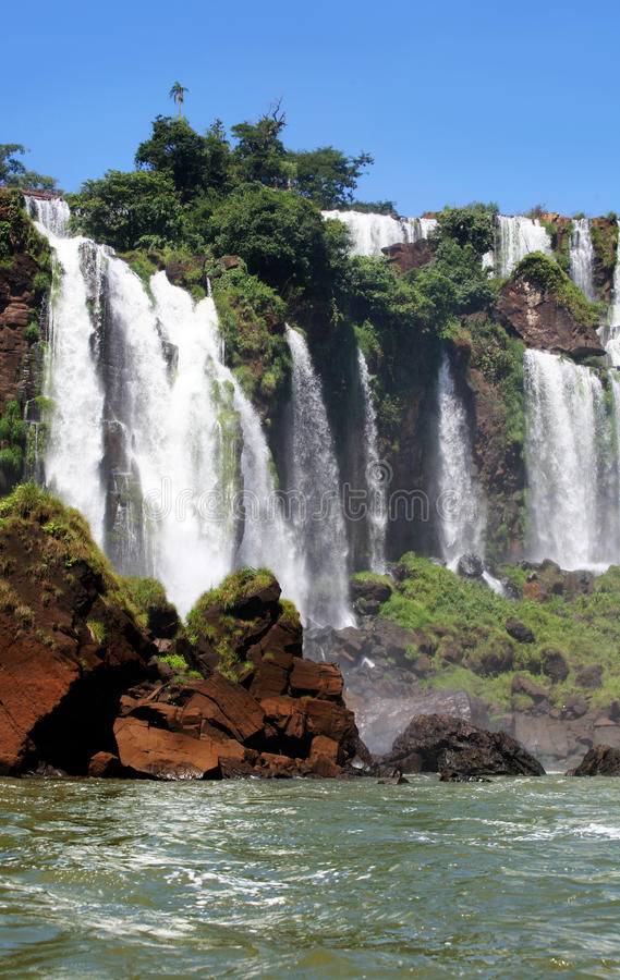 Download Waterfall stock photo. Image of argentine, nature, environment - 9555500
