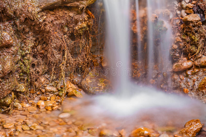 Download Waterfall Allgau Stock Photo - Image: 83724365