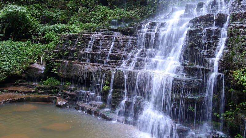Download Waterfall stock image. Image of harmony, exposure, fall - 33128293