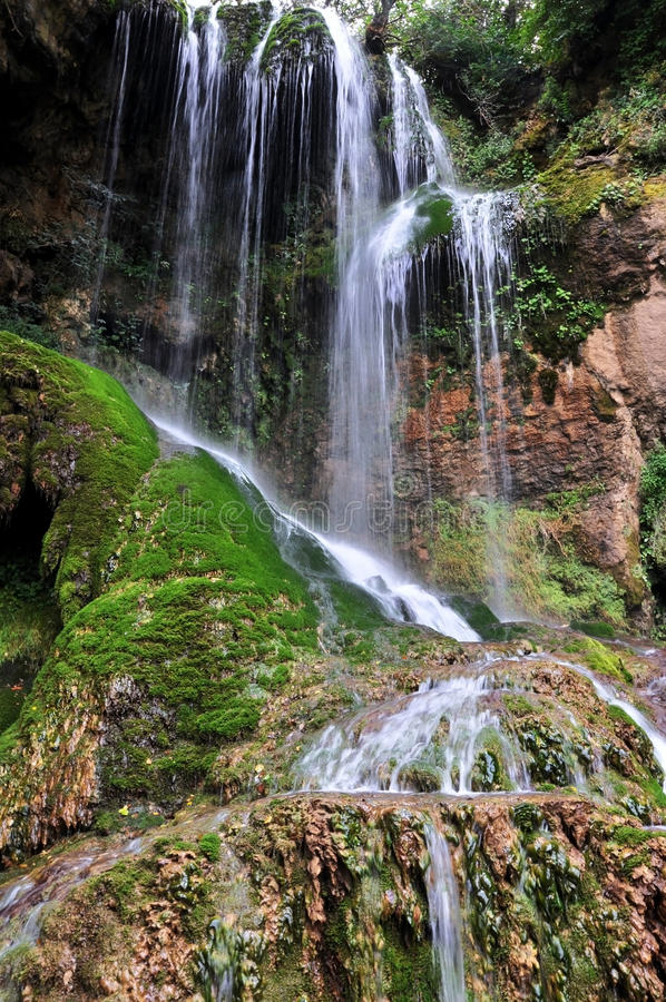Download Waterfall Cascade Stock Photography - Image: 27056772