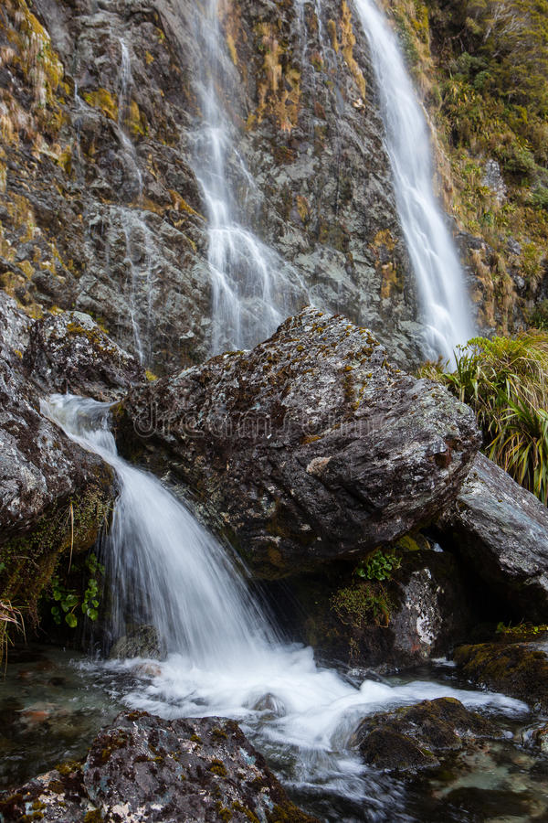 Download Waterfall Cascade Royalty Free Stock Images - Image: 33199889