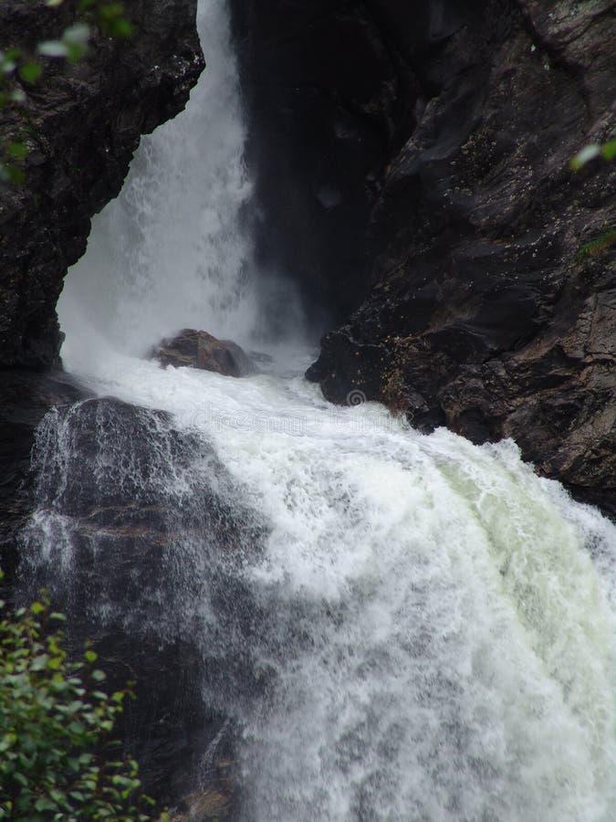 Waterfall Cave stock photos