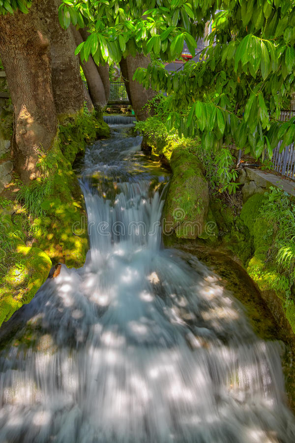 Download Waterfall In Edessa Stock Photography - Image: 28411572