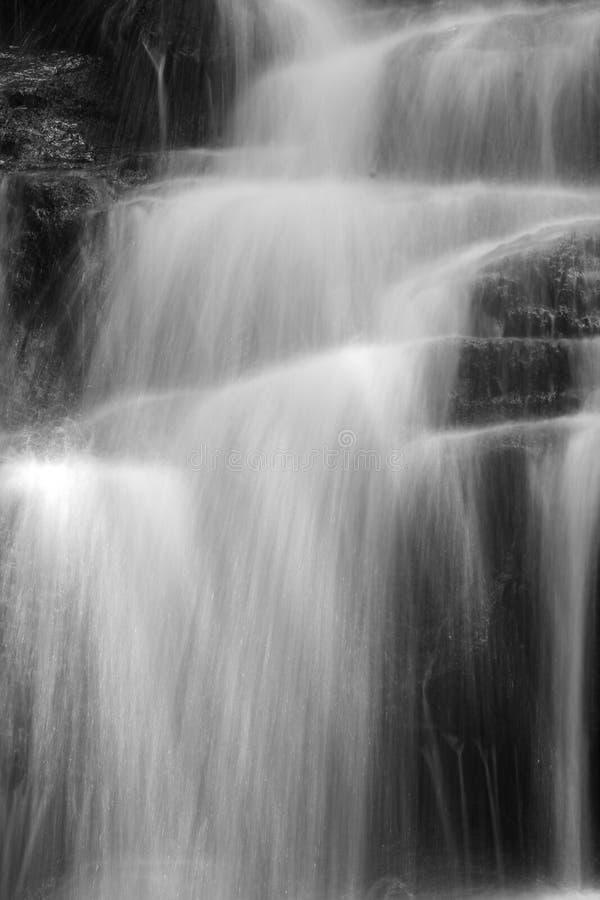 Waterfall front closeUp royalty free stock photos