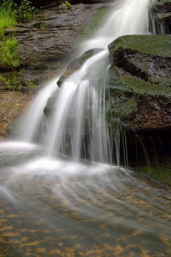 Free Waterfall In Appalachian Mountains Stock Image - 6036201