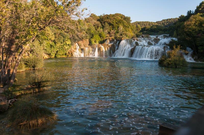 Download Waterfall, Krka National Park, Croatia Stock Photo - Image: 32017330