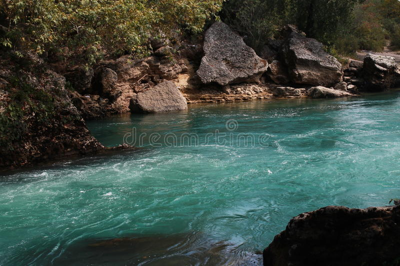 Download Waterfall from Manavgat stock image. Image of natur, journey - 37079165