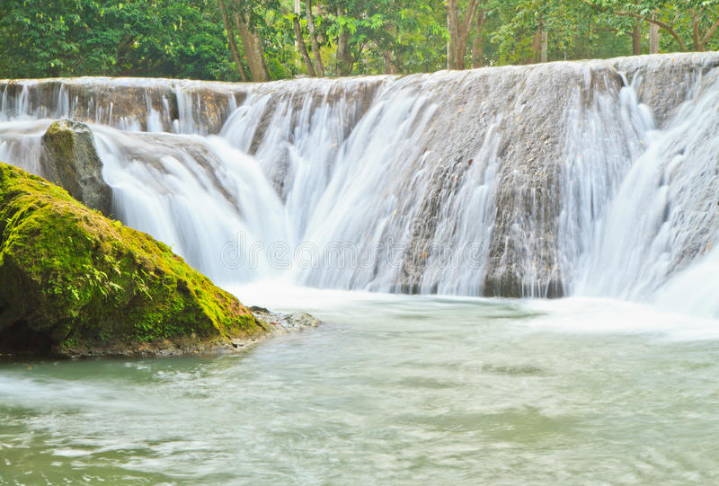 Download Waterfall stock image. Image of park, colorful, calm - 31856527