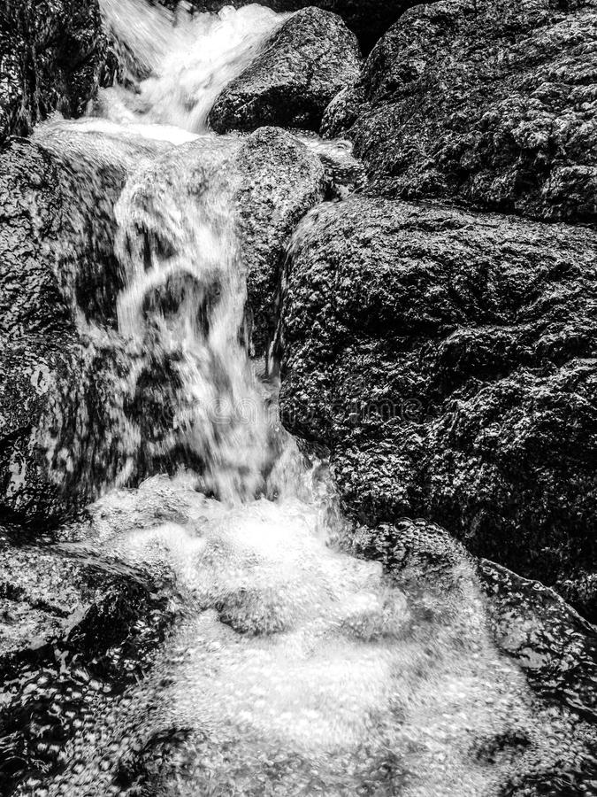 Download Waterfall stock photo. Image of rocks, small, stream - 38167836