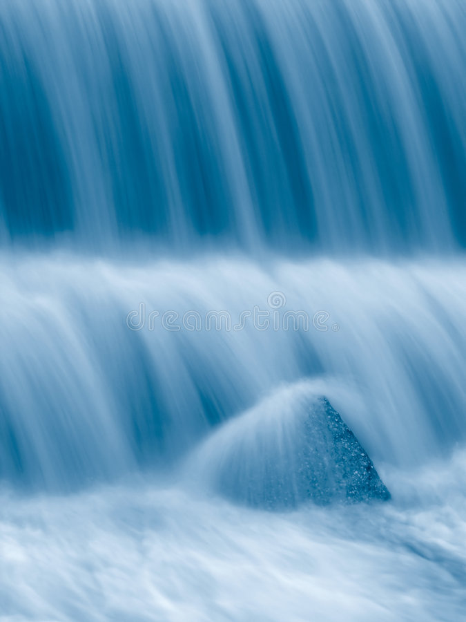Waterfall texture stock images