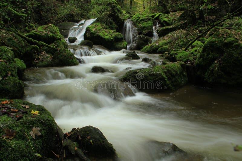 Waterfall, Water, Stream, Nature royalty free stock image