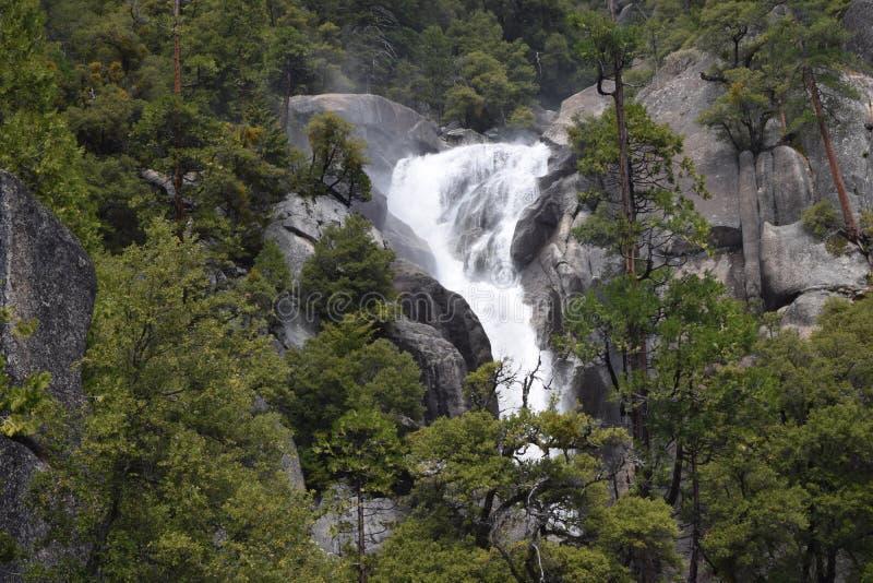 Waterfall At Yosemite National Park Free Public Domain Cc0 Image