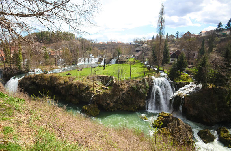 Download Waterfalls Royalty Free Stock Images - Image: 13816309