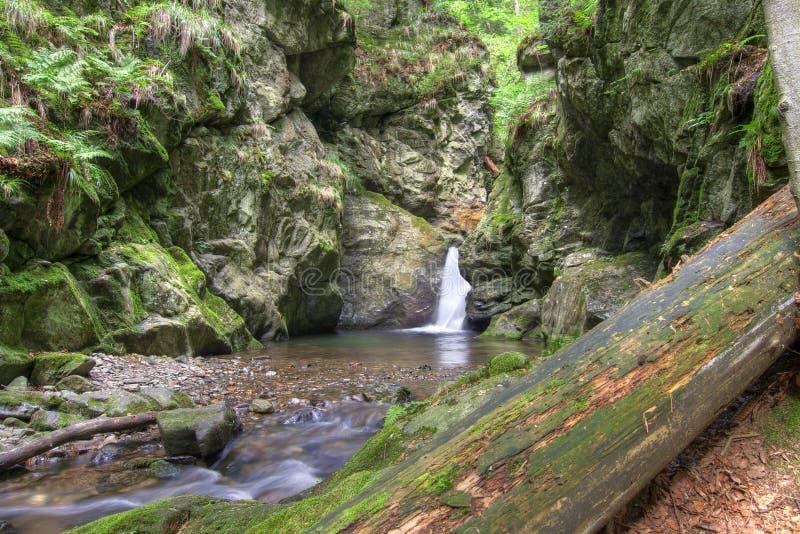 Download Waterfalls stock photo. Image of flow, flowing, brook - 28699436
