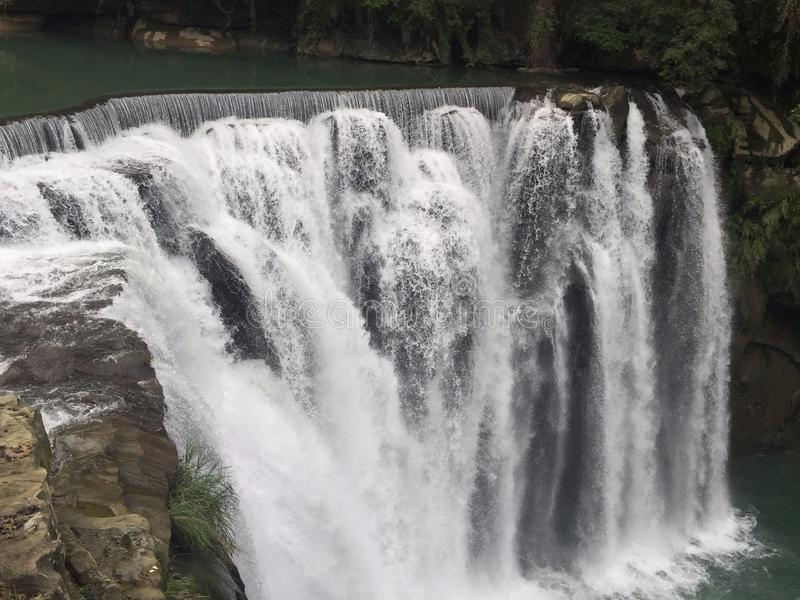 Waterfalls-2 image libre de droits