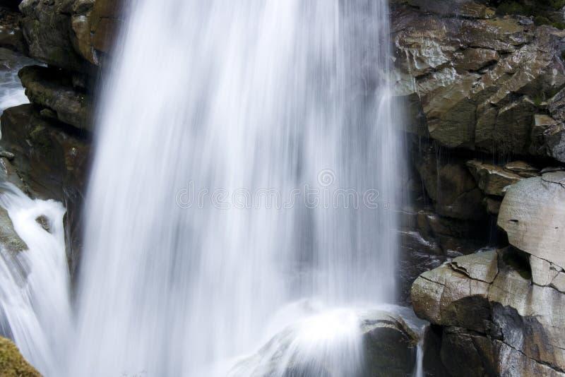 Waterfalls With big rocks
