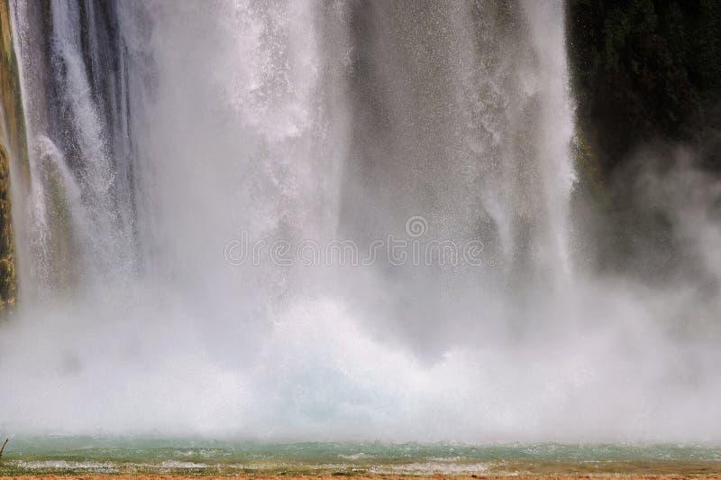 Waterfalls in the Grand Canyon, Arizona stock image