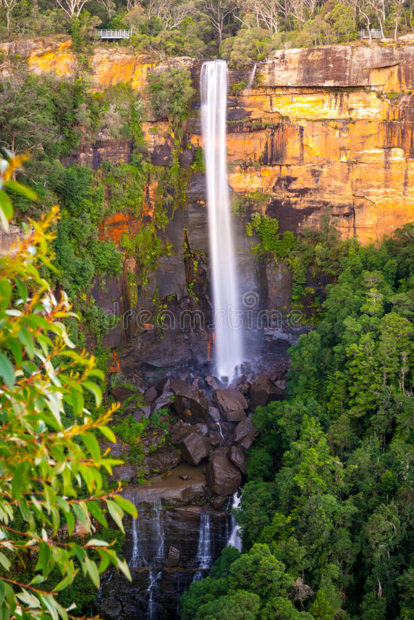 Free Waterfalls In Southern Highlands. Stock Images - 73966454
