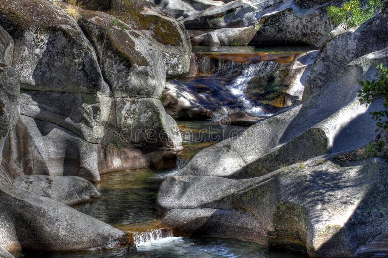 Download Waterfalls stock photo. Image of spain, spring, infierno - 33221514