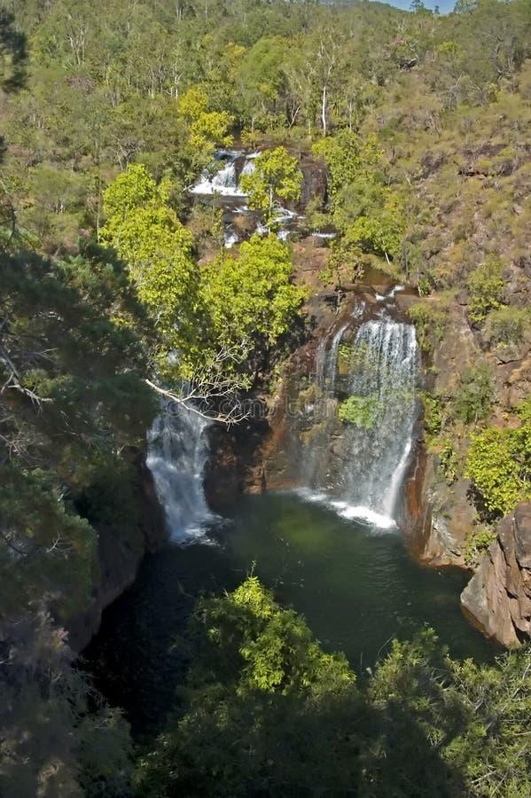 Waterfalls, Litchfield National Park, Australia royalty free stock photos