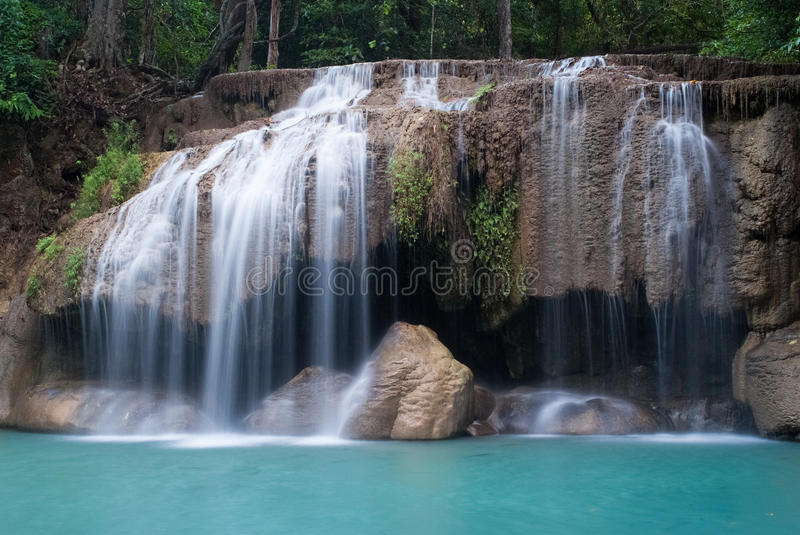Download Waterfalls In Thailand Stock Photo - Image: 43427887