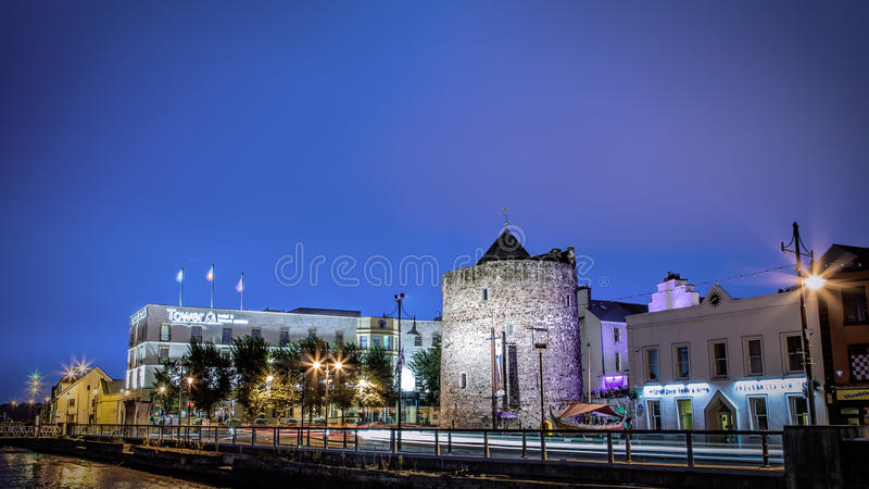 Waterford city royalty free stock images