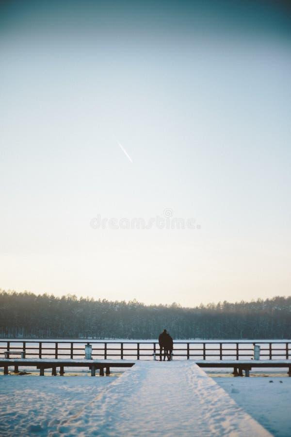 Waterfront Along Frozen Lake Free Public Domain Cc0 Image