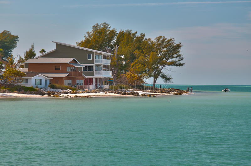 Download Waterfront homes stock photo. Image of tropical, seaside - 18730928