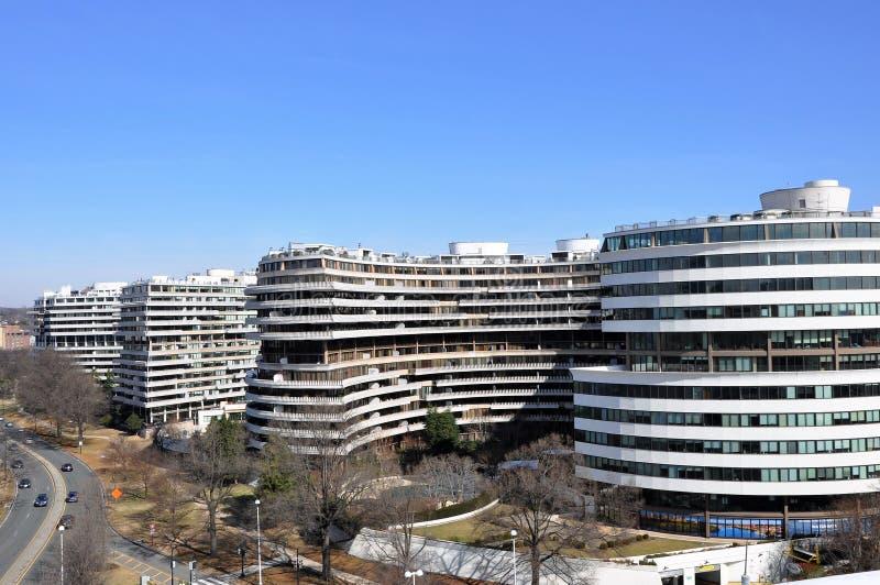 Watergate hotel zdjęcie stock
