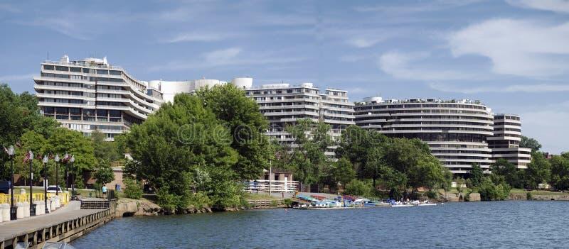 Watergate-Komplex lizenzfreies stockfoto